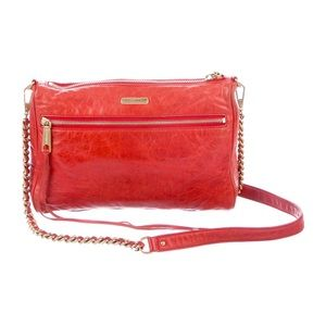 Rebecca Minkoff | 5-zip Crossbody Bag